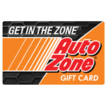 AUTOZONE<sup>&reg;</sup> $25 Gift Card
