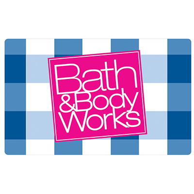 BATH & BODY WORKS<sup>®</sup> $25 Gift Card – Indulge yourself with luxurious fragrances, beauty and home décor products, accessories, and more.