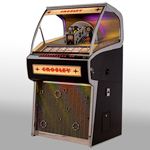 CROSLEY<sup>&reg;</sup> Vinyl Rocket Jukebox