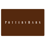 POTTERY BARN<sup>&reg;</sup> $25 Gift Card