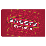 SHEETZ Z-CARD® $25 Gift Card