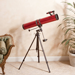 CARSON<sup>&reg;</sup> Red Planet 45x-100x Newtonian Reflector Telescope