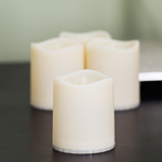 EVERLASTING GLOW<sup>&reg;</sup> 4-Piece Flameless Votives